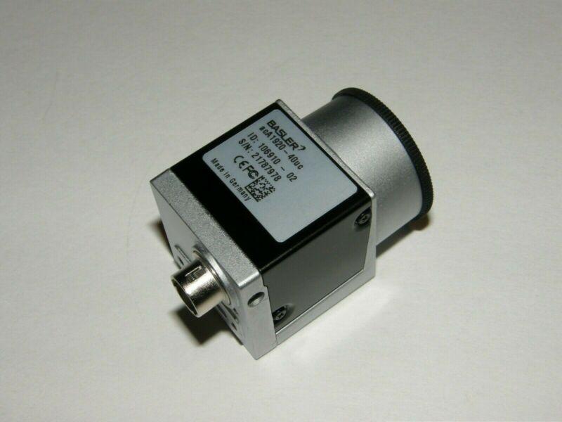 Basler USB 3.0 CMOS Camera, C-Mount acA1920-40uc