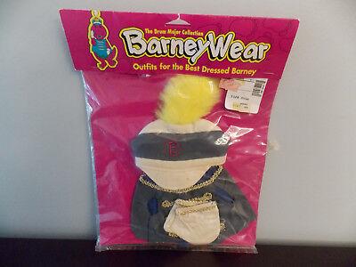 BarneyWear Barney Drum Major Outfit for Barney Purple Dinosaur Plush NIP - Batman Outfits For Kids