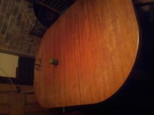 extendable kitchen table 2.3m Armidale Armidale City Preview