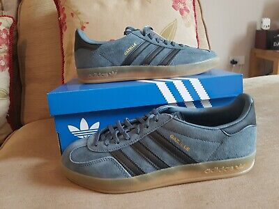 Adidas gazelle indoor 9.5 uk not berlin or koln Stockholm ardwick london