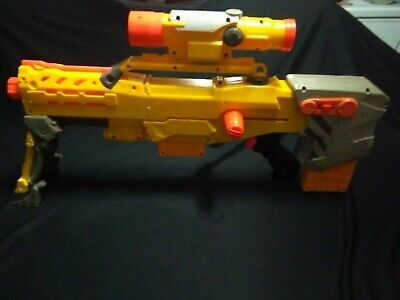 Nerf Longshot Yellow Version