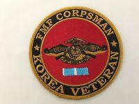 USMC FMF Navy Corpsman Custom License Plate Sublimation printed on Metal plate.
