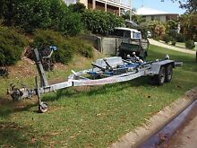Boat trailer Noosaville Noosa Area Preview