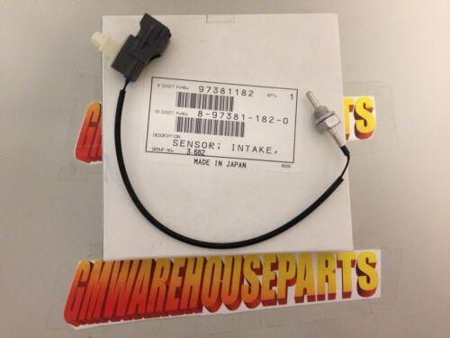 GM OEM-Air Charge Temperature Sensor 97381182