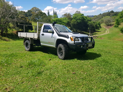2009 HOLDEN COLORADO 4X4 DIESEL LOW KMS HEAPS OF EXTRAS