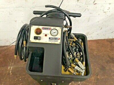 Wynn S Tran Serve Ii Transmission Fluid Exchange Machine