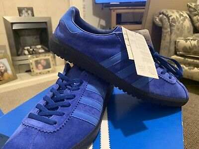 adidas bermuda Size 10 Bnib With Tag Size 10 In Blue.. Wow