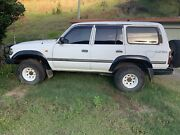 80 series GXL landcruiser factory turbo diesel. Numinbah Valley Gold Coast South Preview