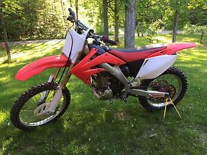 2007 crf250r For sale