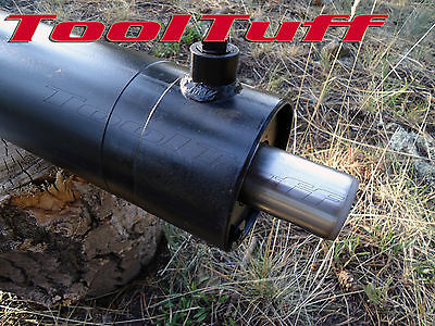28 30 Ton Oem Hydraulic Log Splitter Cylinder 4.5 Bore X 24 Stroke Double Act