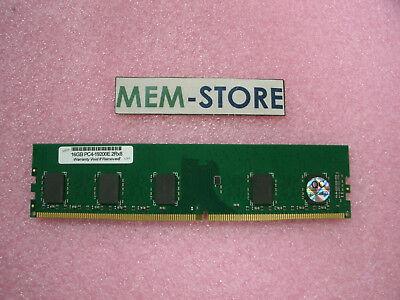 SNPCX1KMC/16G 16GB DDR4 2400MHz ECC UDIMM Memory Dell PowerEdge T130 T310 T330