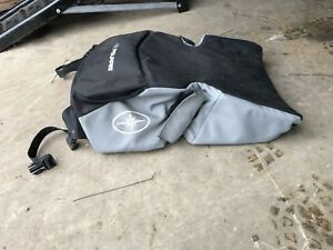 Polaris Factory Snowmobile Tunnel Bag