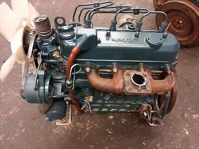Kubota Diesel Engine 35hp V1505