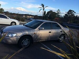 2002 Toyota Camry Conquest Sedan Charlestown Lake Macquarie Area Preview