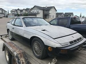 "1980 Porsche 924 Turbo ""Barn Find"""