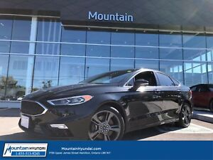 2017 Ford Fusion V6 SPORT | BLUETOOTH | NAVIGATION | SUNROOF