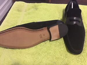 REDUCED - handmade Italian leather loafers