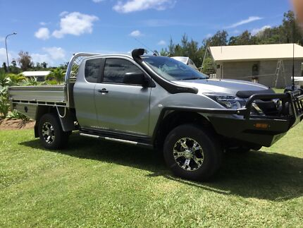 Mazda BT50 Space cab
