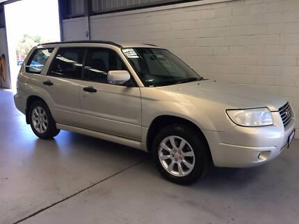 2005 Subaru Forester 2.5 AUTOMATIC