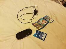 3g Ps Vita, memory card & 3 games Katoomba Blue Mountains Preview
