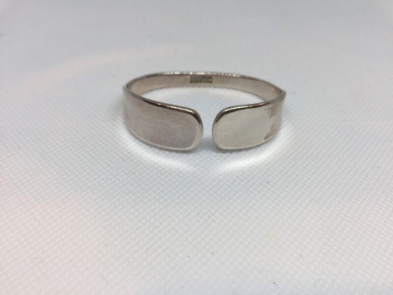 Hans Hansen Sterling Silver Napkin Ring