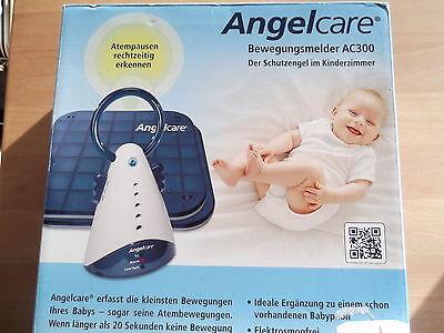 ♥♥ Angelcare AC300 – Bewegungsmelder – Atmungsüberwachung + Sperrholzplatten ♥♥