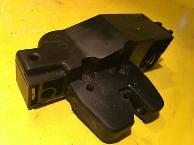 CITROEN PICASSO EXCLUSIVE 2003 2.0 Tailgate Boot Lock Mechanism Catch 9646091580