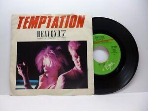 HEAVEN-147-TEMPTATION-WE-LIVE-SO-FAST-VIRGIN-VIN-45068-OTTIMO