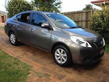 2012 Nissan Almera Sedan Sunnybank Hills Brisbane South West Preview