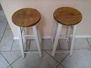 2 x Stools Flinders Shellharbour Area Preview