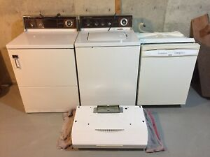 Washer/Dryer, Dishwasher & Range. All for 200$ or 100$/each