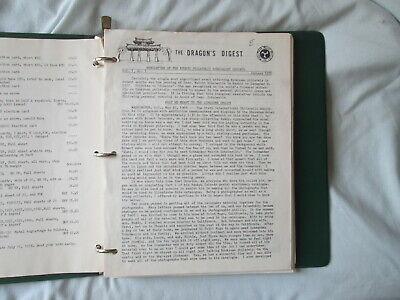 The Dragon's Digest Ryukyu Philatelic Specialist Society Issue 1 -36 (1978-1983)