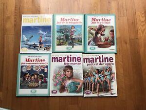 Livres de Martine