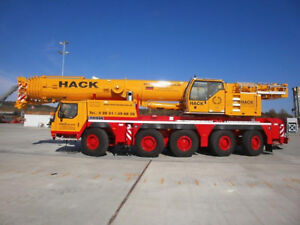 Liebherr 130/150tons Crane full equipment 585.000Euro