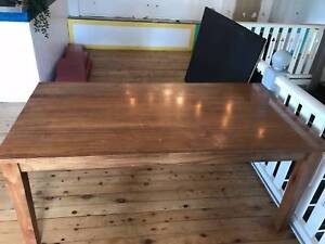 Dinning Table, Wood, Strong