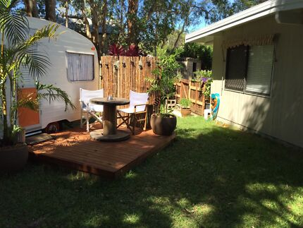 Tiny Home (Caravan) hire only $140 P.W