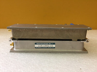 Tektronix 119-1992-03 Phase Lock Assembly. For 492 49x Series. Tested