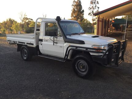 Toyota Landcruiser Ute Dalby Dalby Area Preview