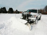Commercial Snow Removal - Salting/Sanding