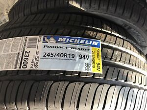 Michelin Tires 245/40R19