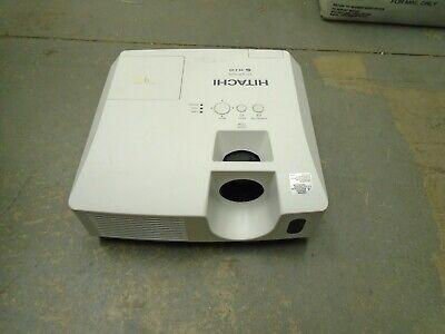 Hitachi CP-X2010N LCD Projector 2200 Lumens VGA S-VIDEO 3LCD XGA (9 Hours)