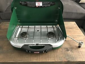 Two Coleman Stoves $50 each or both for $90