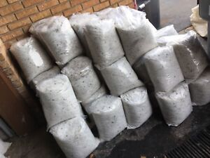 50 POUND BAGS OF COMMERCIAL GRADE SALT ONLY $7
