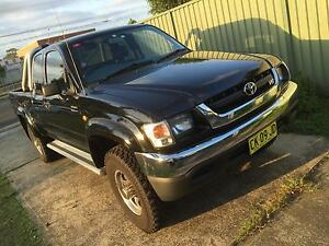 Toyota hilux ute Old Guildford Fairfield Area Preview