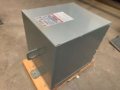 New Square D Transformer 10s40f 10 Kva
