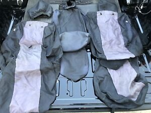 Ford F-150 seat covers - Kevlar