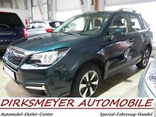 Subaru Forester 2.0D Edition Huntergreen EU6+LED+AHK+