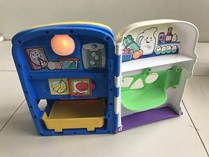 Fisher Price Kitchen Toy West End Brisbane South West Preview