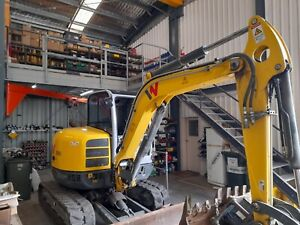 Excavator  5 Ton 500 hrs 2019 Model Rathmines Lake Macquarie Area Preview