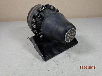 Federal Signal Fs100 100 Watt Police Public Safety Siren Speaker W Bracket P10